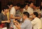 创新中国2012走进杭州现场现场观众与嘉宾自由交流