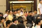 创新中国2012走进杭州现场人满为患(下次进不去现场的就看直播吧O(∩_∩)O~)