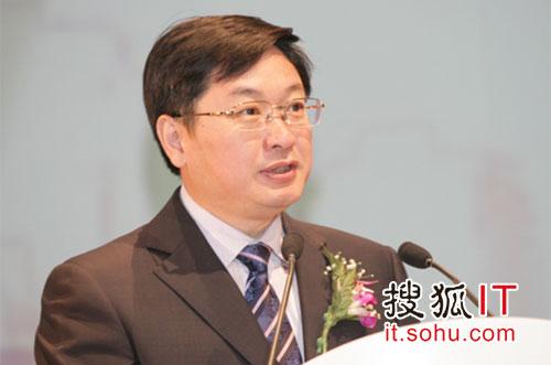 联通总经理陆益民 微信冲击运营商传统业务